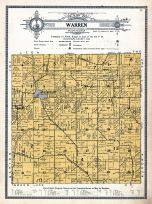 Warren Township, Waushara County 1914